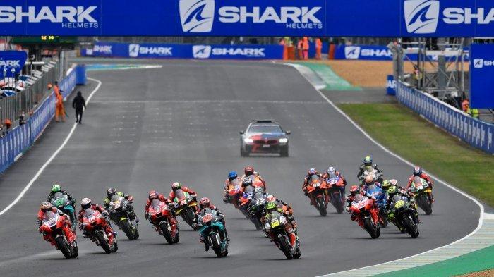 LENGKAP Jam Tayang & Jadwal MotoGP 2021 Live Trans7, Sirkuit Mandalika Indonesia Hanya Jadi Cadangan