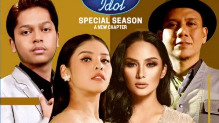 Jadwal Indonesian Idol 2021, Result dan Reunion Show, Mark dan Rimar Duet dengan KD dan Fadly Padi