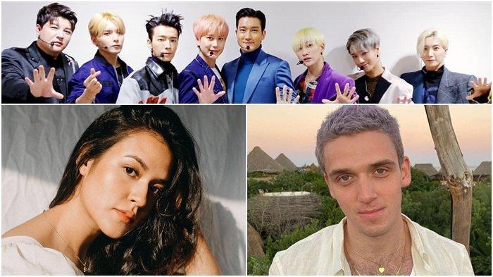 Jadwal Konser di Tahun Baru 2020, Mulai dari Grup Kpop Super Junior, Raisa hingga Lauv