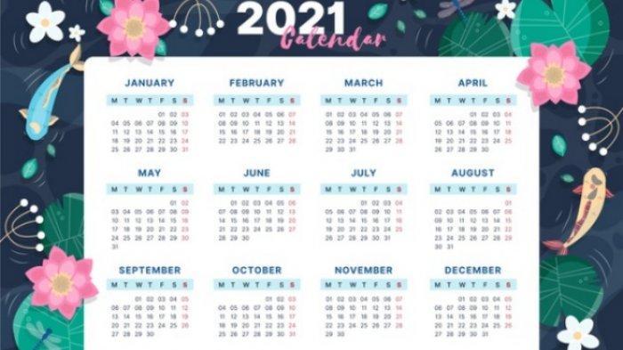 Jadwal Libur Nasional Dan Cuti Bersama Tahun 2021 Perubahan Libur Lebaran Dan Cuti Bersama Natal Tribun Kaltim