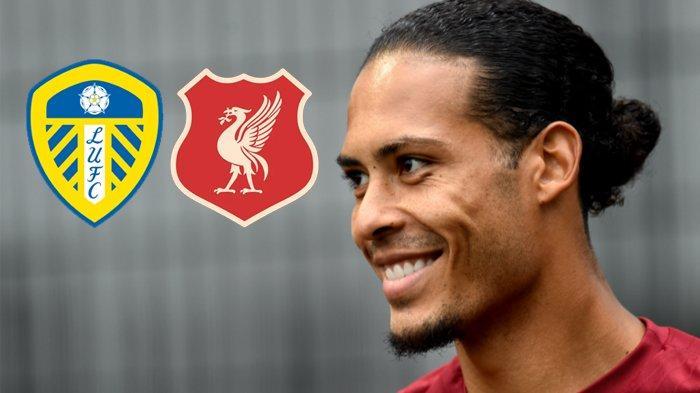 Jadwal Liga Inggris SCTV Leeds vs Liverpool, Virgil van Dijk: 200% Saya Baik-baik Saja!