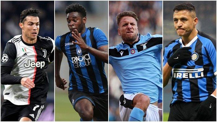 Jadwal Liga Italia Pekan 32 Juventus Diuji Lawan Berat ...