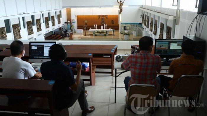 Jadwal & Link Live Streaming Misa Online Hari Ini Minggu 18 Oktober 2020 Sejumlah Gereja, Keuskupan