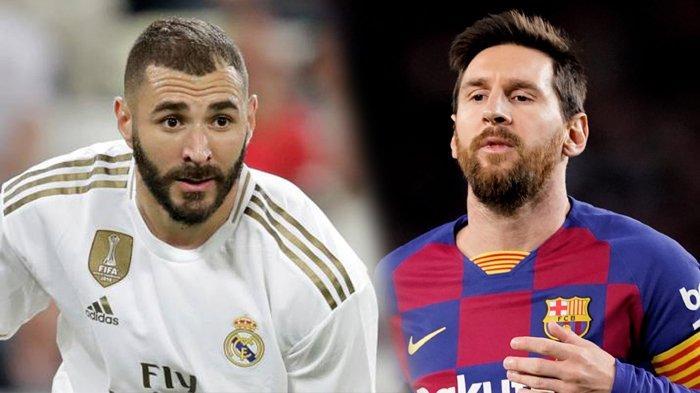 Jadwal Live Real Madrid dan Barcelona di Liga Spanyol Malam Ini, Awas Kudeta Puncak Klasemen!