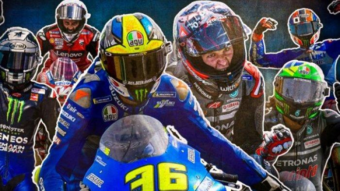 Jadwal MotoGP 2020 Valencia, Siaran Langsung dan Live Streaming Trans 7 - Usee TV, Rossi Main!