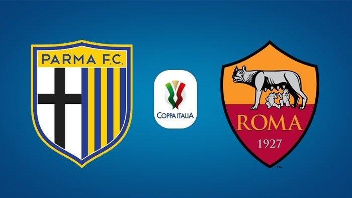 Jadwal Live Streaming TVRI Parma vs AS Roma Babak 16 Besar Coppa Italia, Siapa Menang Lawan Juventus