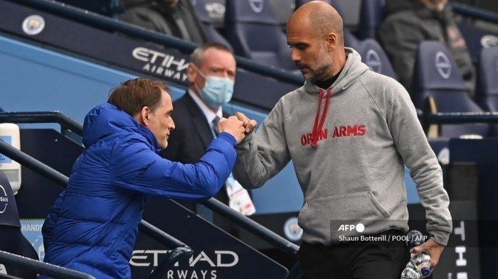 Jelang Final Liga Champions Man City vs Chelsea, Guardiola Bongkar Obrolan Makan Malam dengan Tuchel