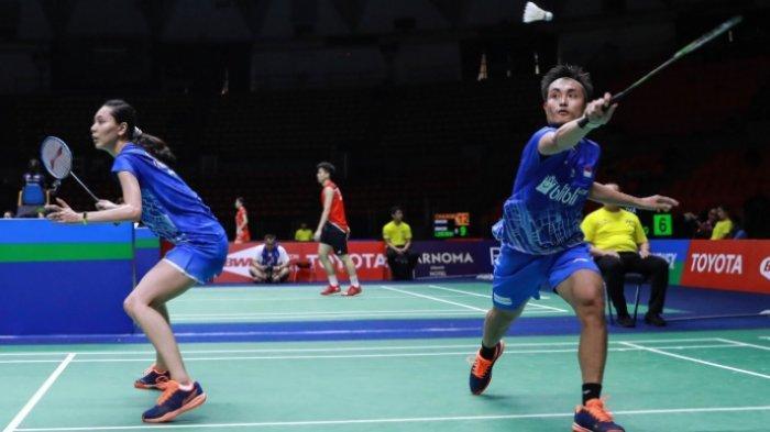 Jadwal Live TVRI dan Link Live Streaming Final Thailand Masters 2020, Hafiz/Gloria Siap Capek