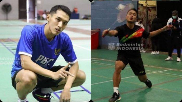 Jadwal Malaysia Open 2021, Babak Pertama, Anthony Ginting Ketemu Musuh Bebuyutan, Jonatan Christie?