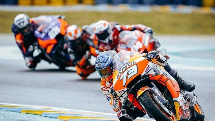 BOCOR! Jadwal MotoGP 2021, Seri Balapan Lebih Banyak dari Sebelumnya, Indonesia Masuk?