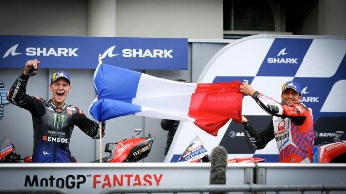 Jadwal MotoGP 2021, Live Streaming Trans7, Usee TV, Fox Sports dan Vidio.com, Klasemen Sementara
