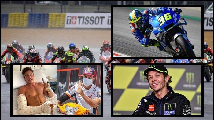 LENGKAP Jadwal MotoGP 2021, Menanti Raja Baru, Come Back Marquez, Babak Baru Rossi, Perubahan Ducati