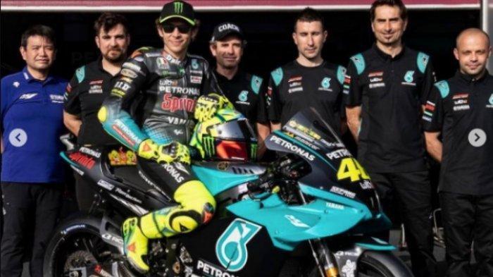 Jadwal MotoGP Hari Ini, Jam Tayang Kualifikasi GP Doha 2021, Hasil FP1 dan FP2, Lorenzo Sindir Rossi