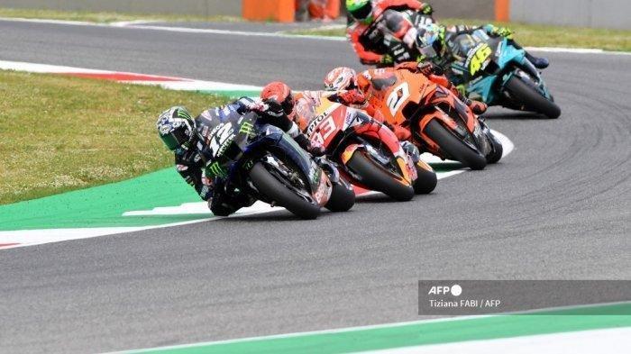 Klasemen & Jadwal MotoGP 2021 Terbaru: Valentino Rossi Punya Rekor Bagus di MotoGP Belanda