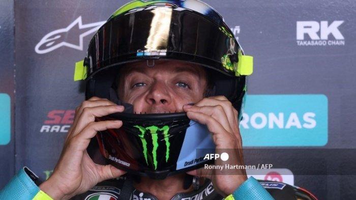 Jadwal MotoGP Styria2021 dan Analisa soal Valentino Rossi yang Diprediksi Batal Pensiun