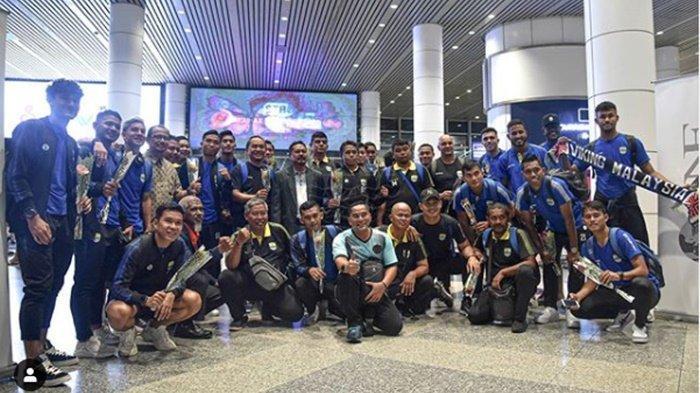 Jadwal Live Streaming Persib vs Selangor FA Asia Challenge 2020, Penampilan Perdana Duo Brasil