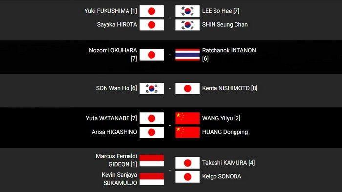 LIVE STREAMING Final Hong Kong Open 2018 - Marcus/Kevin vs Takeshi Kamura/Keigo Sonoda