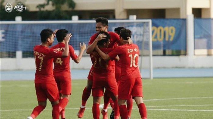 Jadwal Siaran Langsung & Live Streaming Timnas U23 Indonesia vs Myanmar Semifinal SEA Games 2019