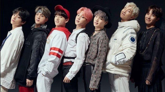 Cita-cita Member BTS Tak Ada yang Ingin jadi Idol Kpop, Joongkok Mau jadi Pemain Game Profesional