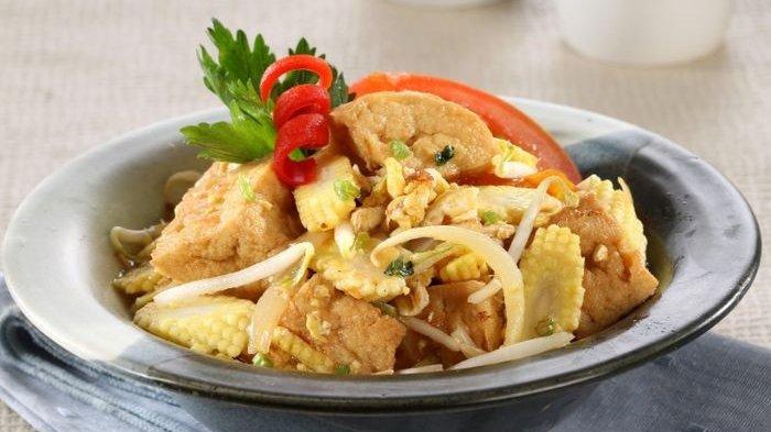 Resep Tumis Jagung Campur, Makanan yang Nikmat Tanpa Perlu Ribet