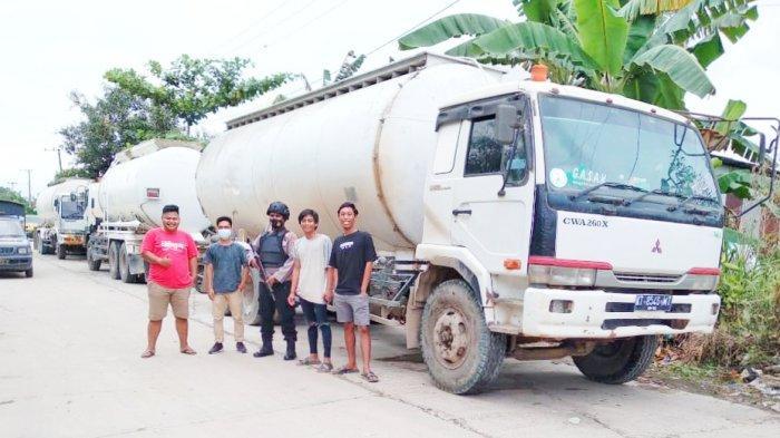 Cegah Pungli dan Premanisme di Titik Rawan Samarinda, Polisi Rutin Patroli Dialogis dan Silaturahmi