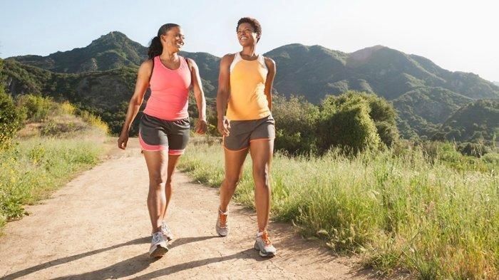 Selain Membantu Menurunkan Berat Badan, Ini Manfaat Rajin Jalan Kaki Bagi Kesehatan Tubuh Anda