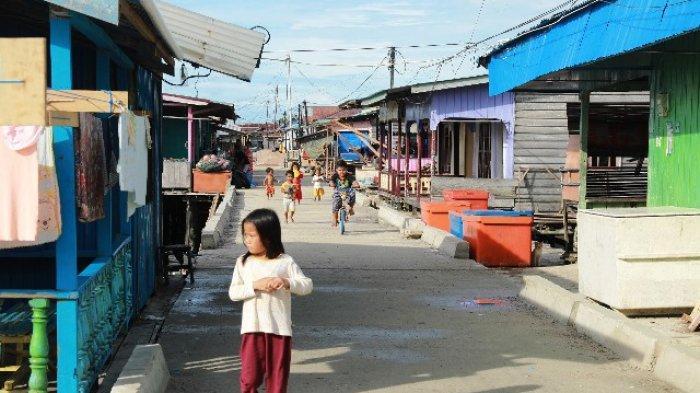 Pemprov Percantik 53 Ruas Jalan Lingkungan di Kaltara, Berbiaya hingga Rp 200 Juta Tiap Ruas Jalan