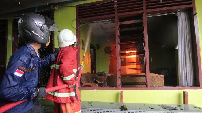 Kronologi Kebakaran Rumah di Gunung Malang Balikpapan, BPBD Beber 4 Rumah Ludes