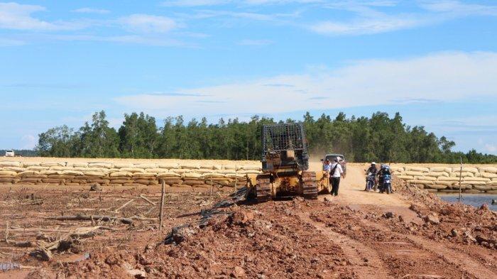 Jalan Nasional di Kutai Timur Dapat Kucuran APBN 2020, Ini Akses Jalan yang Akan Ditingkatkan