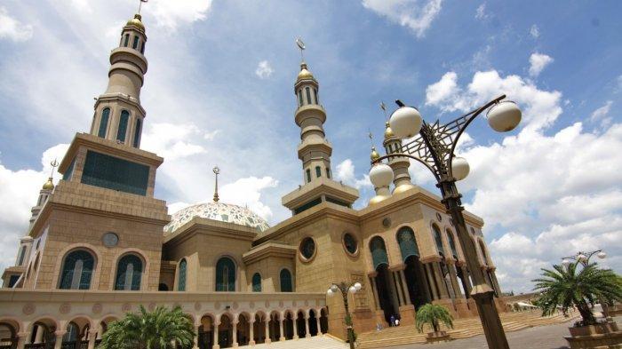 Masjid Baitul Muttaqien Samarinda Bakal Gelar Salat Gerhana, Jamaah Harus Taat Protokol Kesehatan