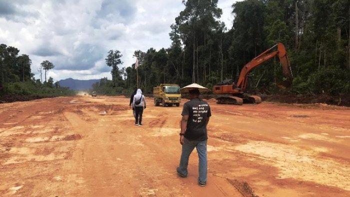 2020, Pemprov Kaltara Kembali Alokasikan Rp 17,6 Miliar untuk Pembangunan Jalan Seputuk-Malinau Kota