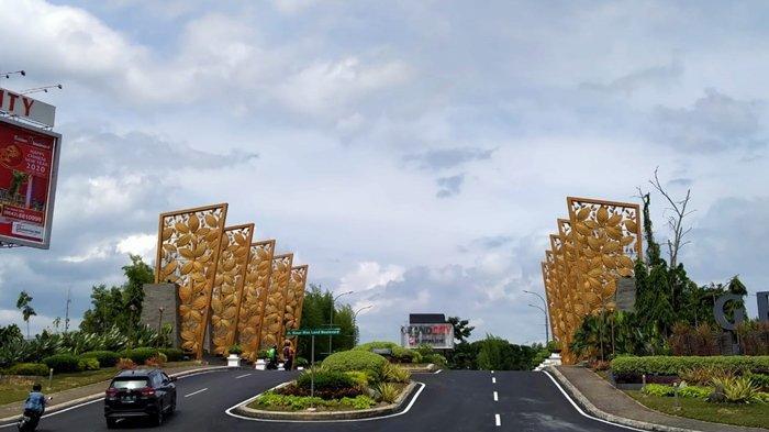 Buka 2 Jalur dan 24 Jam, Jalan Sinar Mas Land Boulevard Balikpapan akan Diresmikan 24 Februari 2020