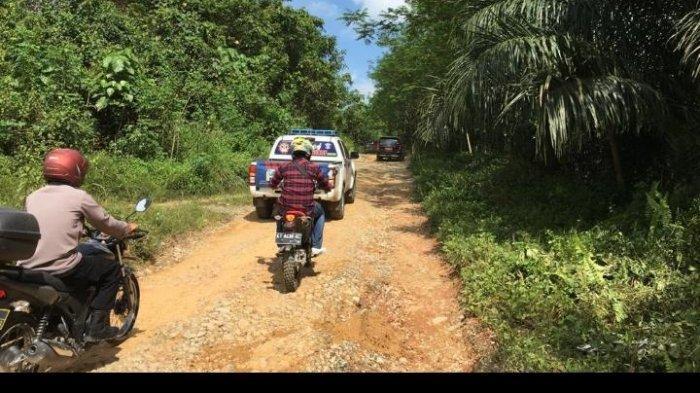 Jalan Menuju Desa Sungai Payang Rusak Parah, Ketua DPRD Kukar Akui Perlu Ada Perbaikan