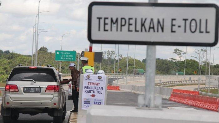 Tol Balikpapan-Samarinda Masih Gratis, Waktunya Sampai Ada Keputusan Tarif Tol dari Menteri PUPR