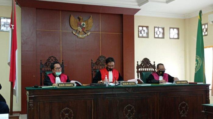 Lanjutan Sidang PT AKU, Saksi Ahli dari Dua Terdakwa Tak Hadir, Sidang Ditunda