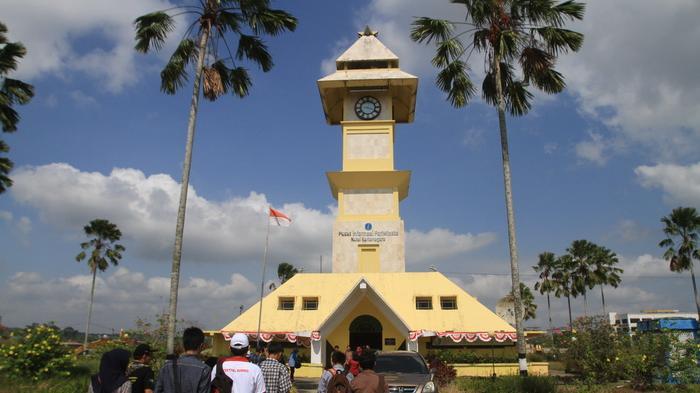 VIDEO - Jam Bentong Jadi Pusat Informasi Pariwisata