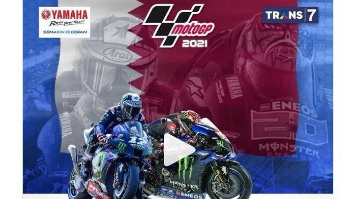 Tonton Live Streaming Motogp Trans7 Hari Ini Useetv Jam Dan Urutan Starting Grid Trans 7 Live Tribun Kaltim