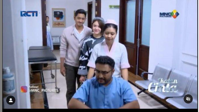 Jam Tayang dan Trailer Ikatan Cinta 14 Juni 2021, Lihat Al dan Andin di RS, Elsa Makin Resah.