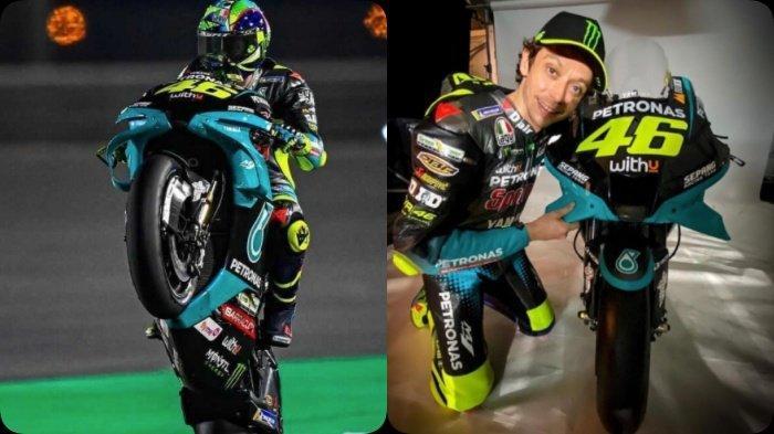 JADWAL MotoGP 2021, Seri MotoGP Doha, Live Race Trans7 & UseeTV, Rossi Dibenci Fans, Ada yang Bela!