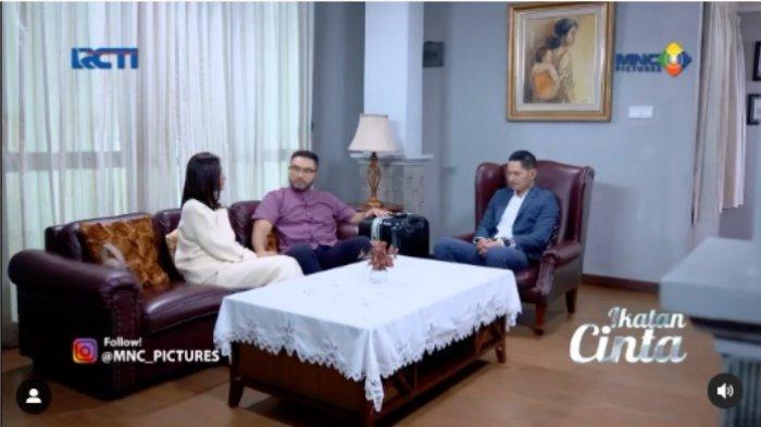 Jam Tayang & Trailer Ikatan Cinta 13 Agustus 2021, Mama Sarah Minta Nino Beri Elsa Kesempatan Lagi