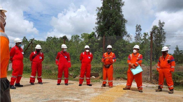 PHKT Mulai Alirkan Gas Melalui Jaringan Gas di Kecamatan Marangkayu, Kutai Kartanegara