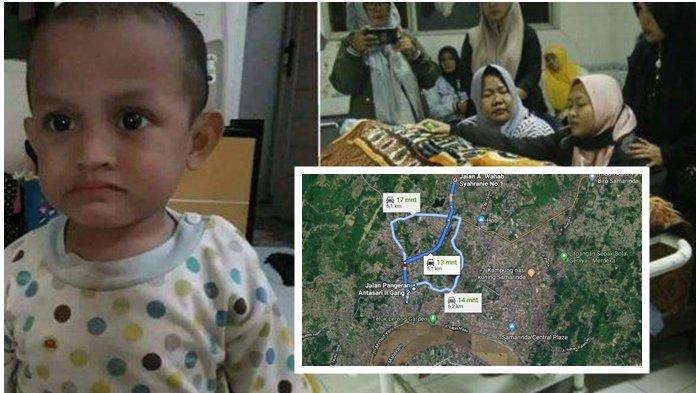JarakPenitipan Anak & TKP 6 Km, Jasad Tanpa Kepala Bukan Yusuf Balita yang Hilang? Ini Kata Polisi