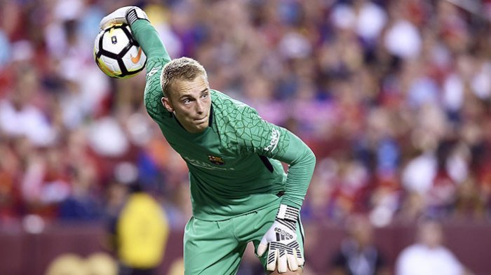 Real Madrid Vs Barcelona - Semifinal Leg II Copa del Rey Jadi El Clasico Terakhir Jasper Cillessen?