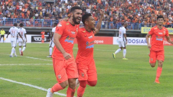 Jelang Liga 1 Borneo FC vs Persela Lamongan, Kepercayaan Diri Pemain Pesut Etam Samarinda Meningkat