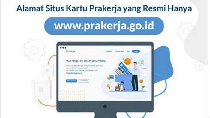 Survey Prakerja tak Muncul di Dashboard, Simak Cara Isi Survey Prakerja di prakerja.go.id login