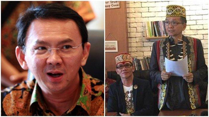 Jelang Keputusan Jokowi, Dewan Adat Dayak Dukung Ahok BTP jadi Pemimpin Ibu Kota Negara di Kaltim