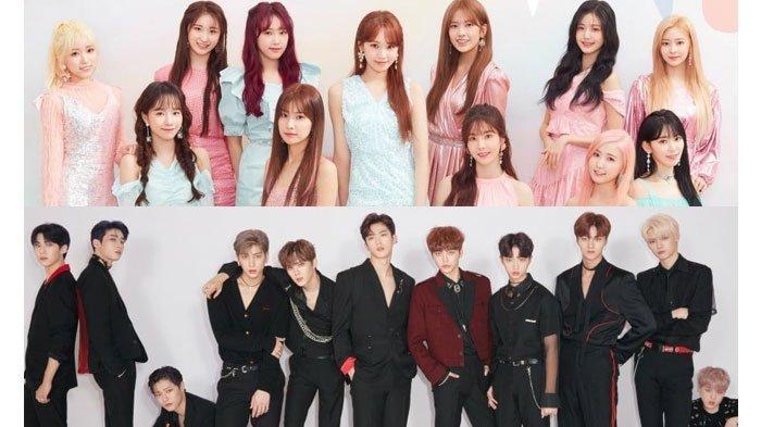Jelang MAMA 2019, IZ*ONE dan X1 Dipastikan tak Hadir di Mnet Asian Music Awards 4 Desember Mendatang