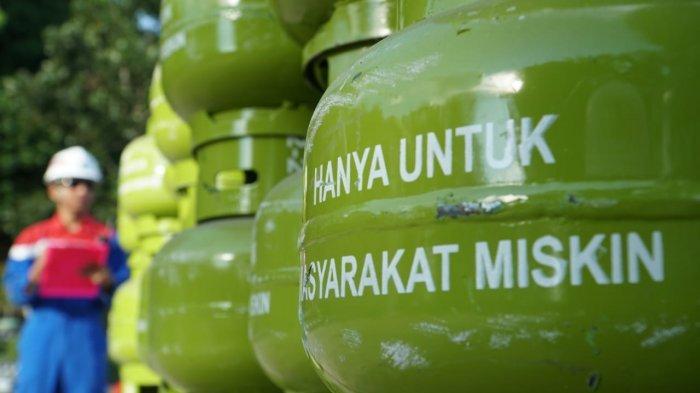 Pengurangan LPG Bersubsidi, Warga Mampu Disarankan Beli Gas Atas 3 Kg
