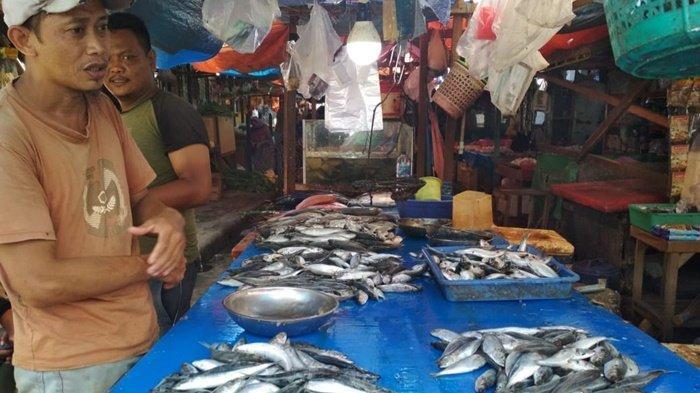 Harga Ikan di Pasar Segiri Samarinda Naik Hingga 48 Persen, Warga Anggap Kenaikan tak Wajar