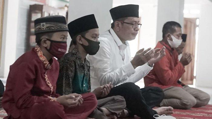 H-1 Pilkada Balikpapan, Calon Wakil Walikota Balikpapan Thohari Aziz Rajin Berdoa dan Wirid